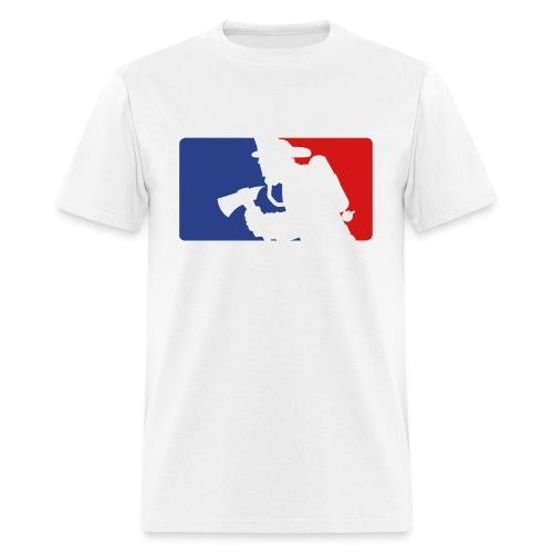 Pro' Firefighter t-shirt - Men's T-Shirt