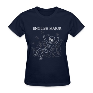 English Major Shirt - Women's T-Shirt