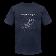 T-Shirts ~ Men's T-Shirt by American Apparel ~ English Major Shirt