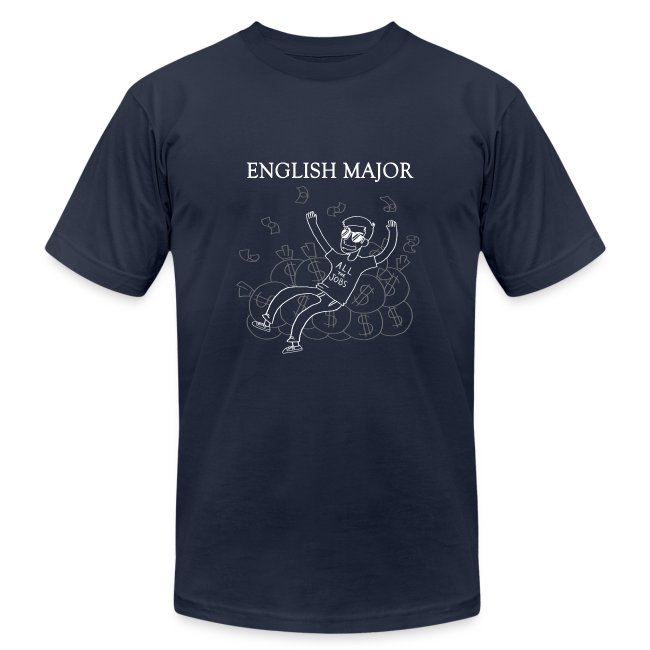 English Major Shirt