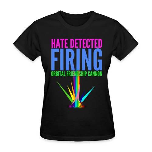 Hate Detected - Women's T-Shirt