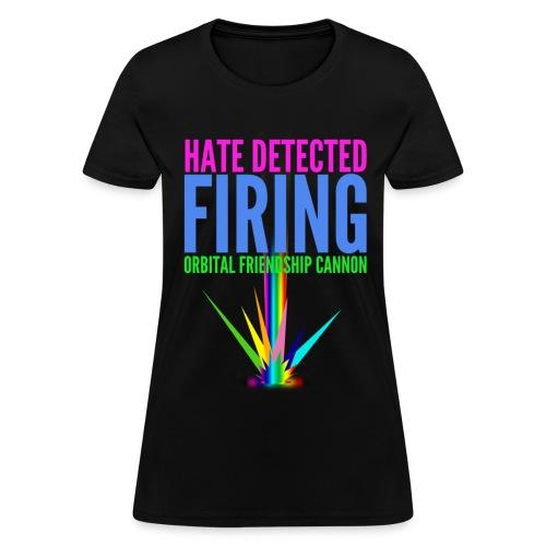 Hate Detected - Women's T-Shirt