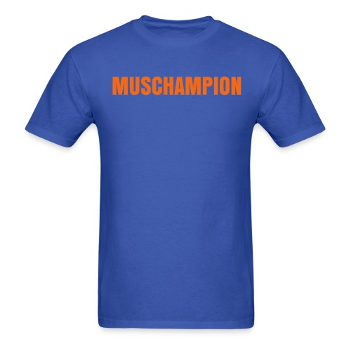 Men's Muschampion T-Shirt - Men's T-Shirt
