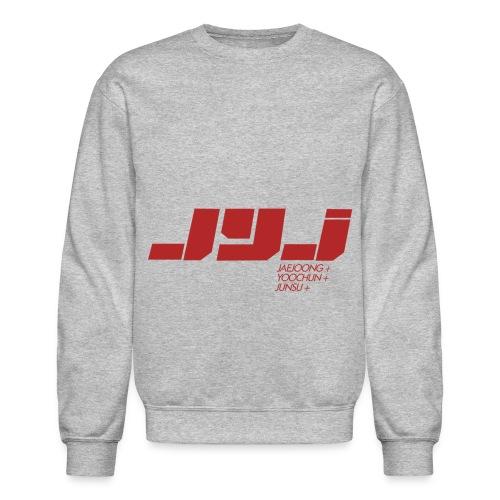 JYJ - Logo (Red) - Crewneck Sweatshirt