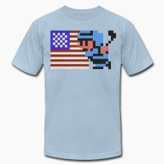 NES Ice Hockey: USA! USA!