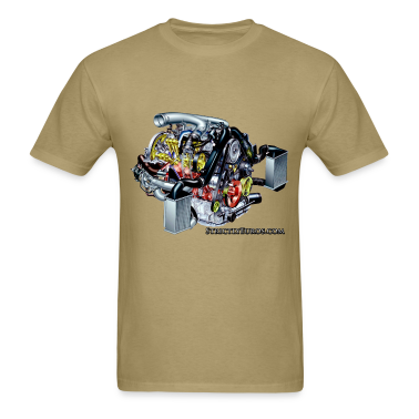 Audi 2.7t Engine T-Shirts