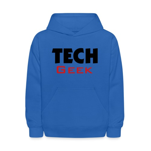 Tech Geek Hooded Sweatshirt Child - Kids' Hoodie