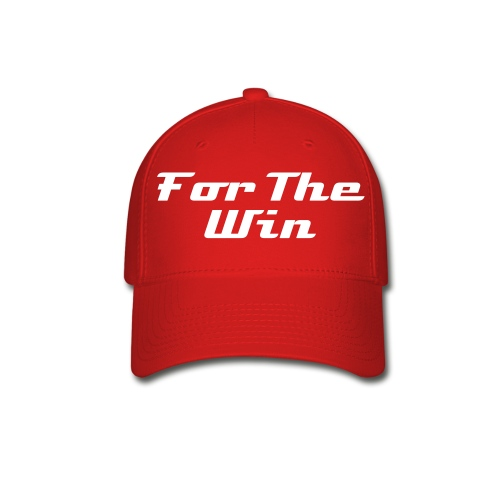 For The Win Hat - Baseball Cap