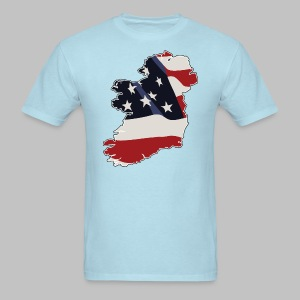 American Irish - Men's T-Shirt