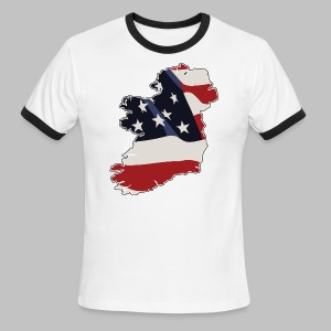 American Irish - Men's Ringer T-Shirt