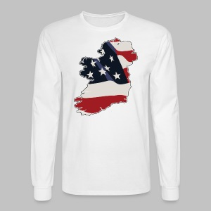 American Irish - Men's Long Sleeve T-Shirt