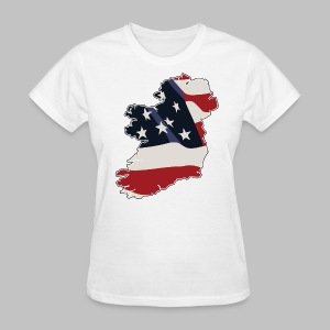 American Irish - Women's T-Shirt