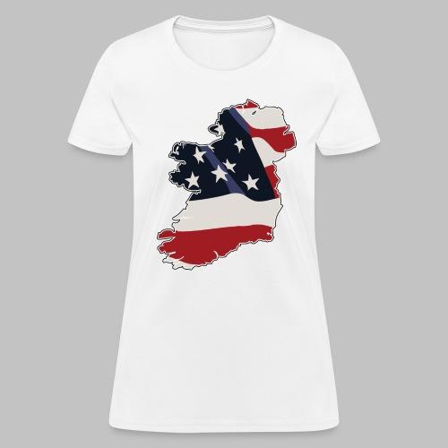 American Irish - Women's T-Shirt