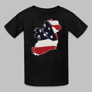 American Irish - Kids' T-Shirt