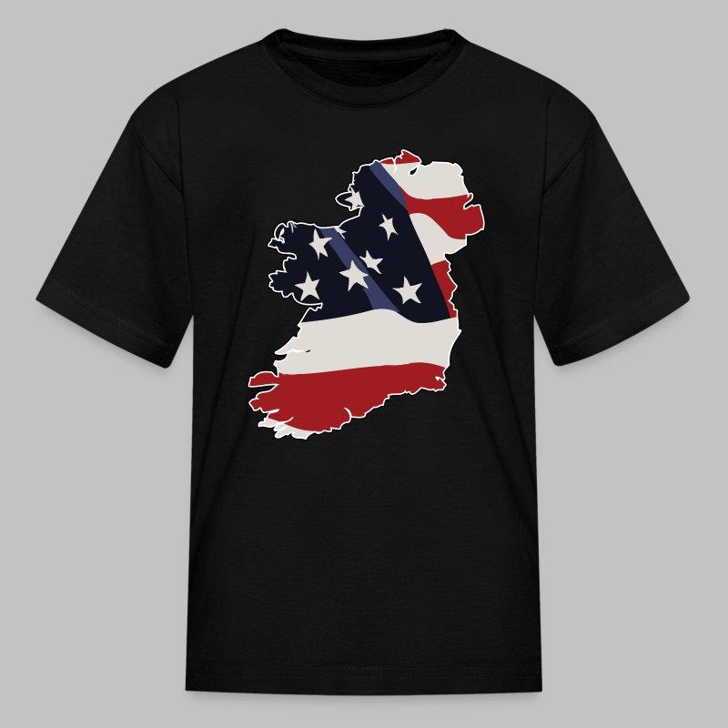American Irish - Kids' T-Shirt