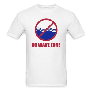 Men's No Wave Zone T-Shirt - Men's T-Shirt