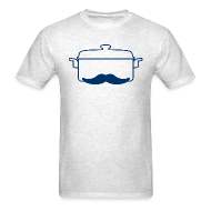 T-Shirts ~ Men's T-Shirt ~ The Dutchstache