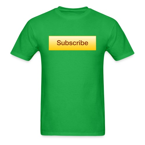 SUBSCRIBE T-SHIRT - Men's T-Shirt