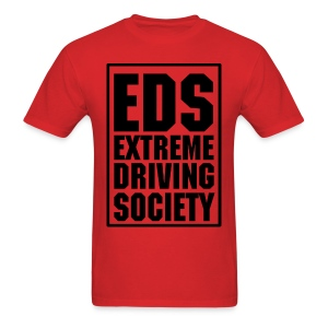 EDS Bold (Red) - Men's T-Shirt