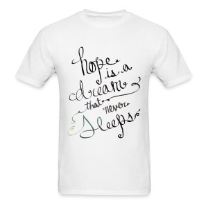 SJ - Hope is... - Men's T-Shirt