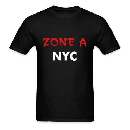 Zone A: NYC - Men's T-Shirt