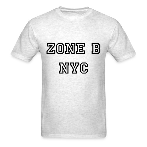 Zone B: NYC - Men's T-Shirt