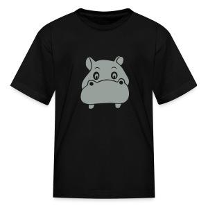 kids t-shirt hippo hippopotamus river horse afrika - Kids' T-Shirt