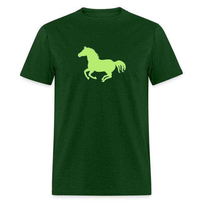 t-shirt pony horse i love horses unbridled wild  mustang unbridled rider equestrian horsemen horseman horseback