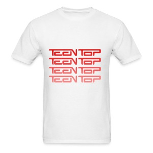 Teen Top - Logo 4X - Men's T-Shirt