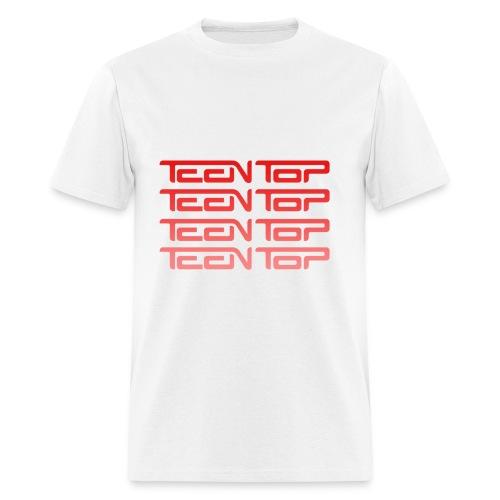 Teen Top - Logo 4X - Men's T-Shirt