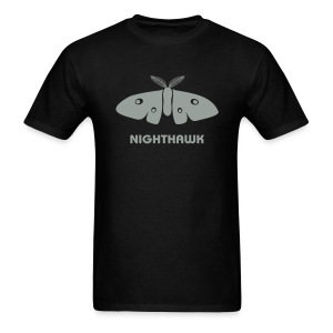t-shirt moth butterfly nighthawk fly by night stag night - Men's T-Shirt