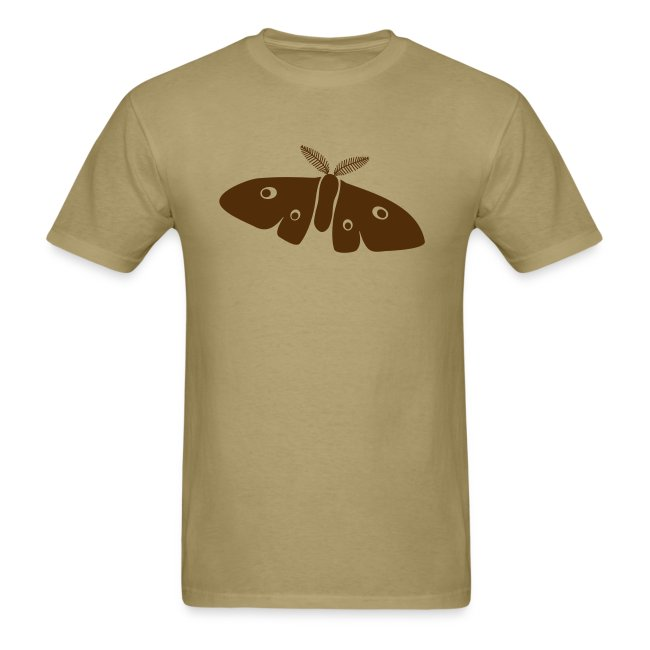 t-shirt moth butterfly nighthawk fly by night stag night