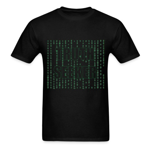 Truthseeker - Men's T-Shirt