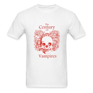 The Century Of Vampires - Men's T-Shirt