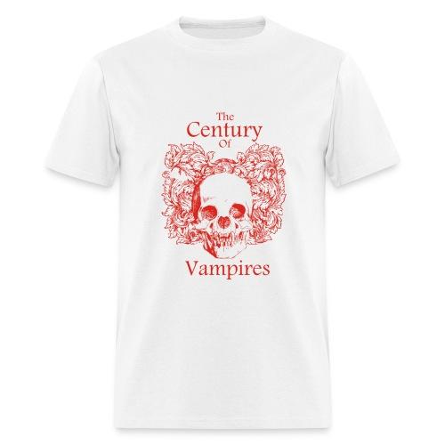 The Century Of Vampires - Men's T-Shirt