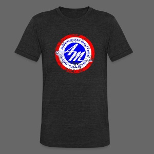 American Motors - Unisex Tri-Blend T-Shirt by American Apparel