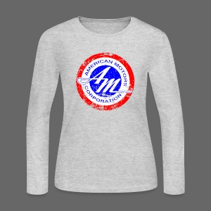 American Motors - Women's Long Sleeve Jersey T-Shirt