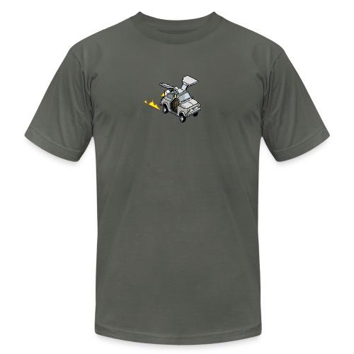 PixCar BTTF - Men's Fine Jersey T-Shirt