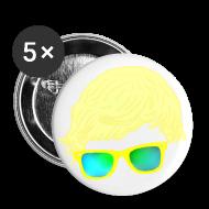 Buttons ~ Small Buttons ~ Glasses small buttons