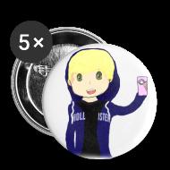 Buttons ~ Small Buttons ~ Riker small buttons
