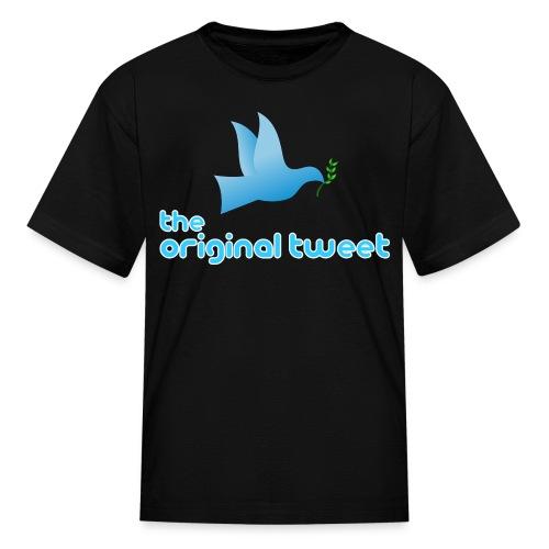 Children's Original Tweet - Kids' T-Shirt