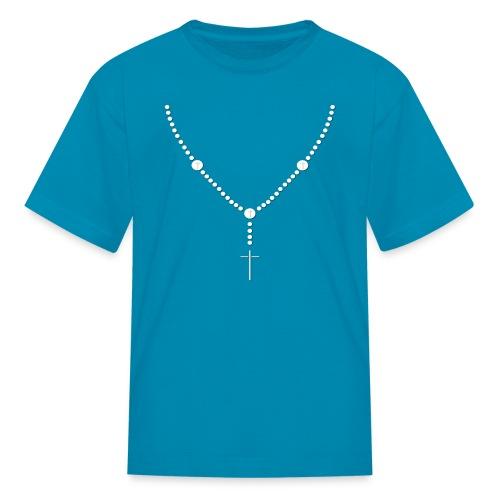 Children's Rosary Shirt - Kids' T-Shirt