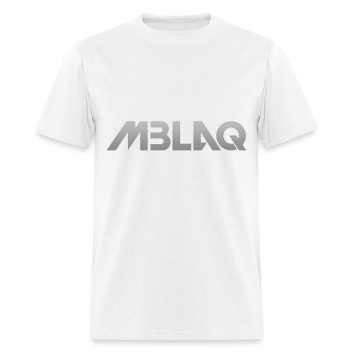 MBLAQ - Logo (Grey) - Men's T-Shirt