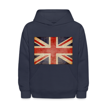 Faded UK Flag Sweatshirts