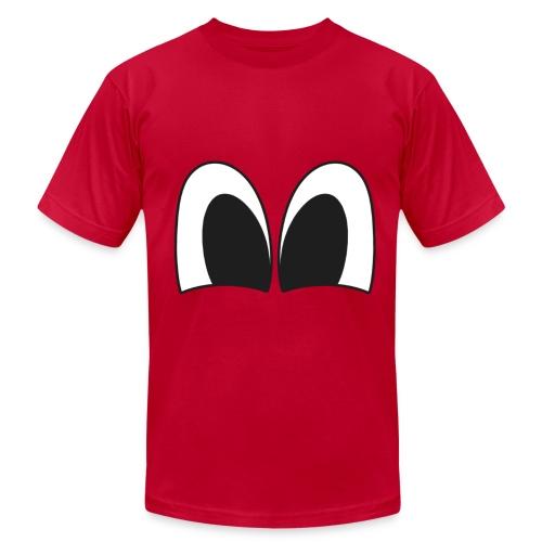 OTHER - Pancoat Style Eyes - Men's Fine Jersey T-Shirt