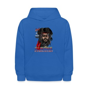Talk Like A Pirate - Kids' Hoodie