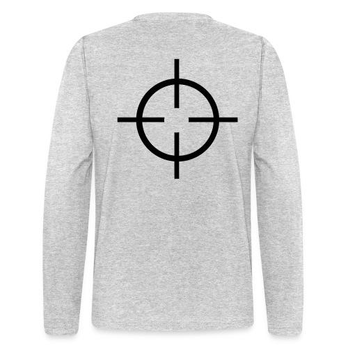 target - Men's Long Sleeve T-Shirt by Next Level