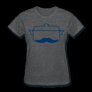 T-Shirts ~ Women's T-Shirt ~ The Dutchstache - Women's Tee