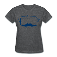 Women's T-Shirts ~ Women's T-Shirt ~ The Dutchstache - Women's Tee