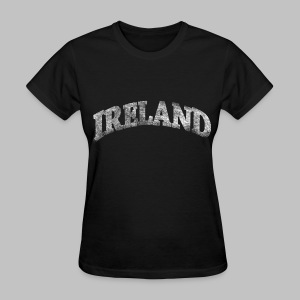 Distressed Ireland Arch - Women's T-Shirt